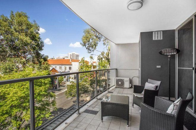 Picture of 9/259 Hay Street, EAST PERTH WA 6004