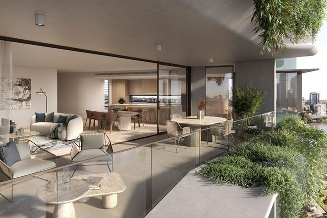 Picture of 8 RIVER TERRACE, KANGAROO POINT, QLD 4169
