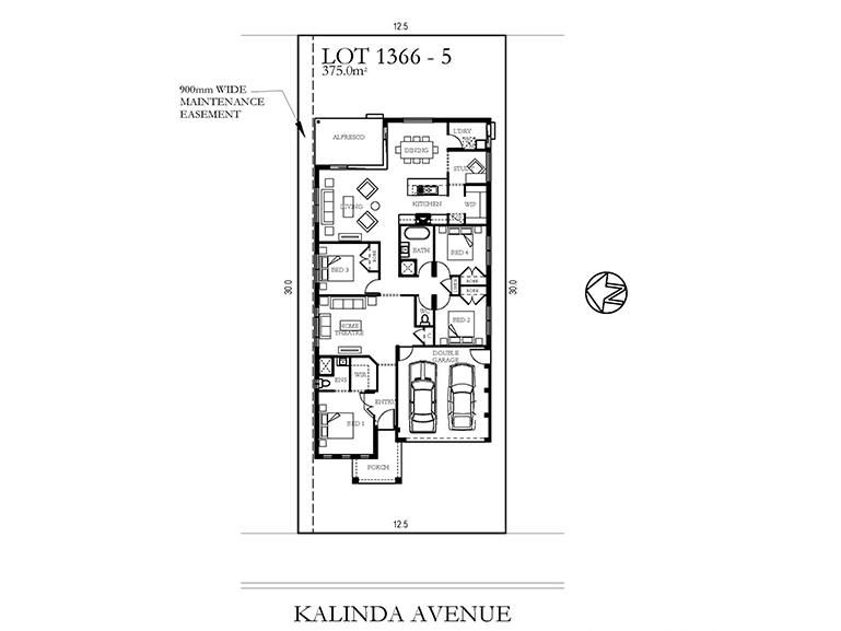 Lot 5 Kalinda Avenue, Box Hill NSW 2765, Image 1