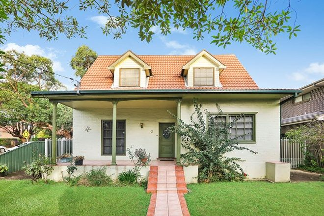 Picture of 2 Badgery Avenue, HOMEBUSH NSW 2140