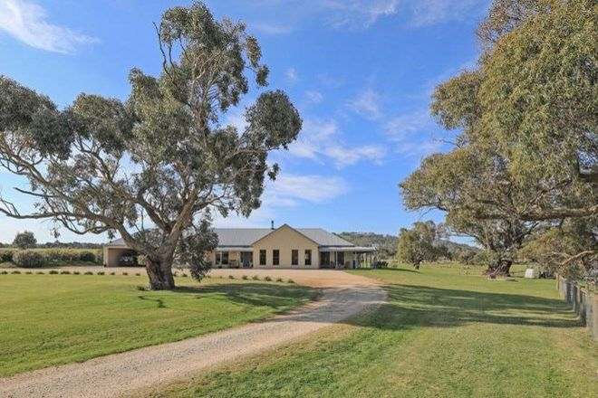 Picture of 1343 Bacchus Marsh Road, BULLENGAROOK VIC 3437
