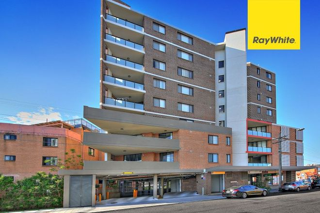 Picture of 15/17-25 Kerrs Road, LIDCOMBE NSW 2141