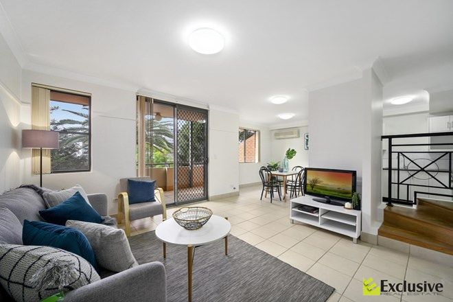 Picture of 26/11-13 Crane Street, HOMEBUSH NSW 2140