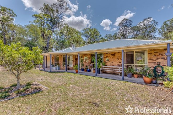 Picture of 446 Mundoolun Connection Road, BOYLAND QLD 4275