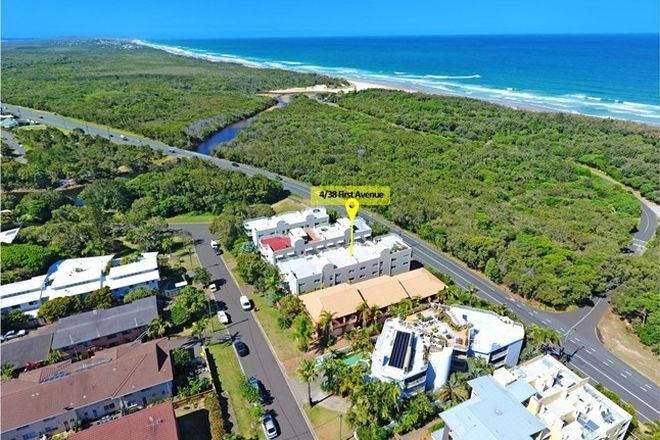 Picture of 4/38 First Avenue, COOLUM BEACH QLD 4573