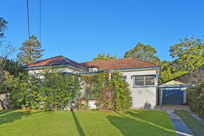 Picture of 24 Kamilaroy Road, PYMBLE NSW 2073
