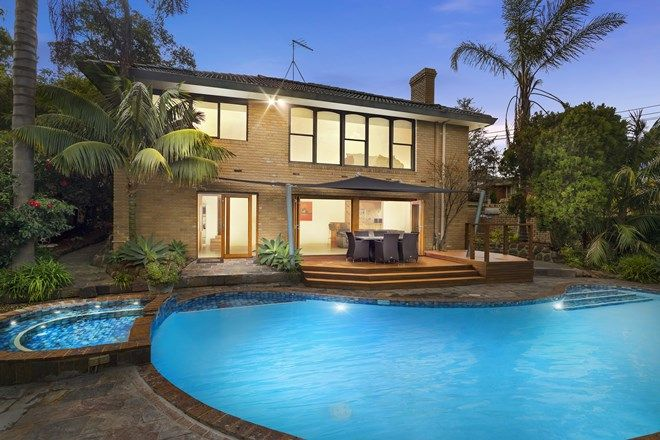 Picture of 12 Kathleen Avenue, MOUNT WAVERLEY VIC 3149