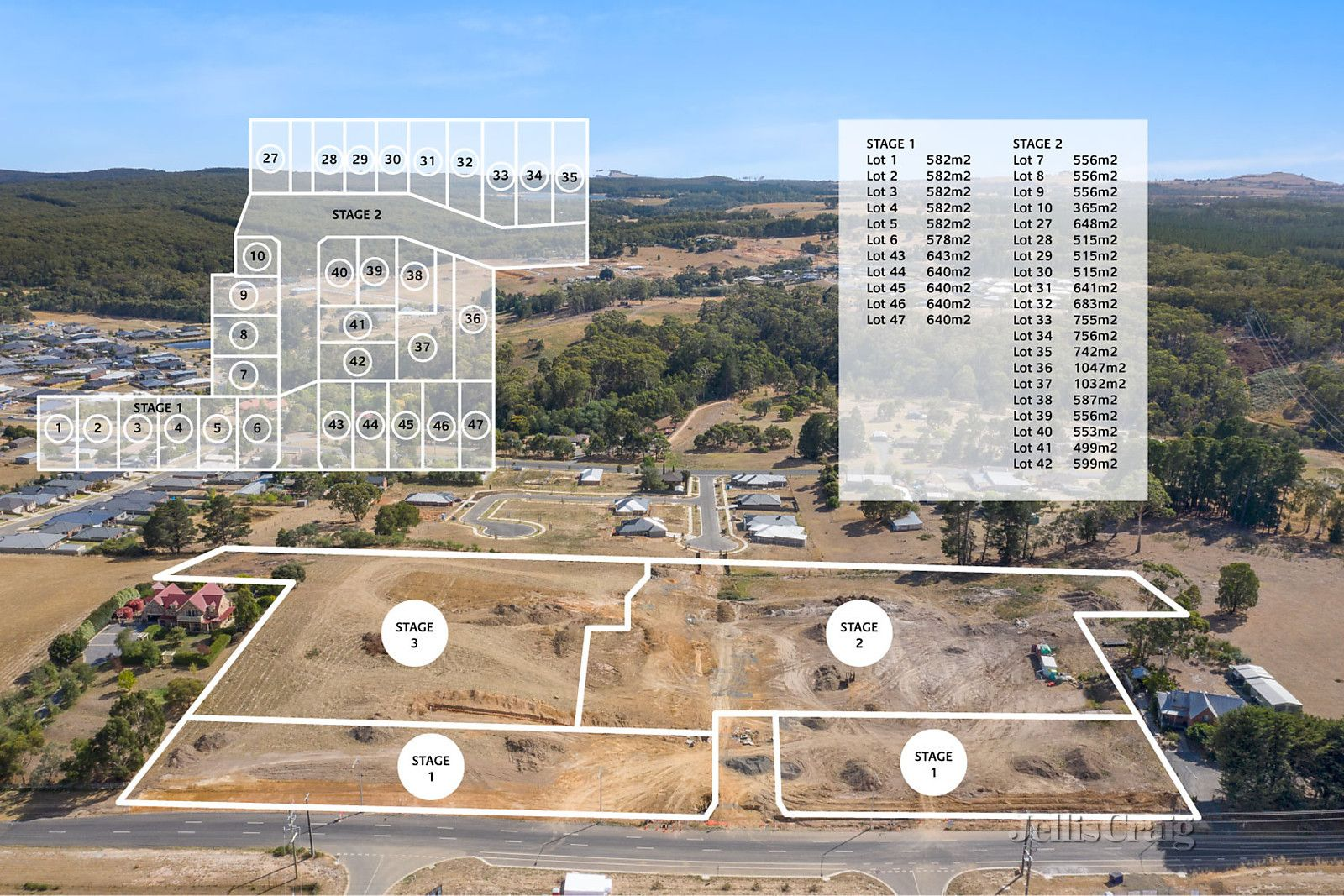 Lot 32 Lautaret Road, Brown Hill VIC 3350, Image 0