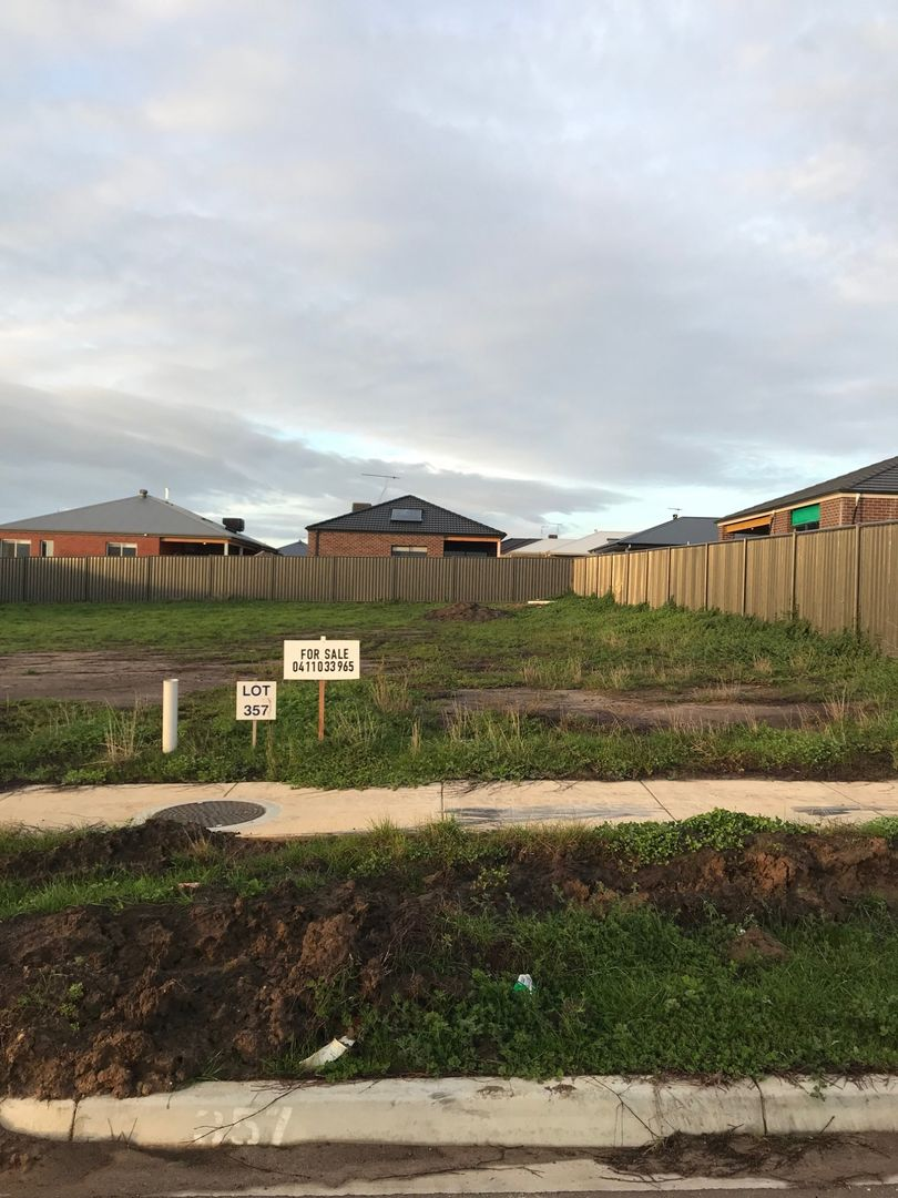 Lot 357 Capstan Crescent, Curlewis VIC 3222, Image 0
