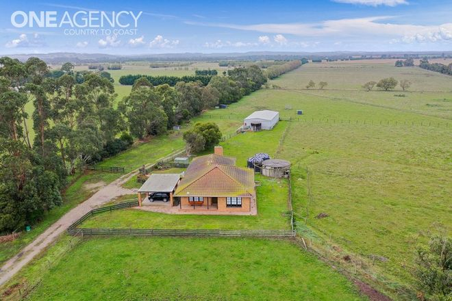 Picture of 320 South Yannathan Road, YANNATHAN VIC 3981