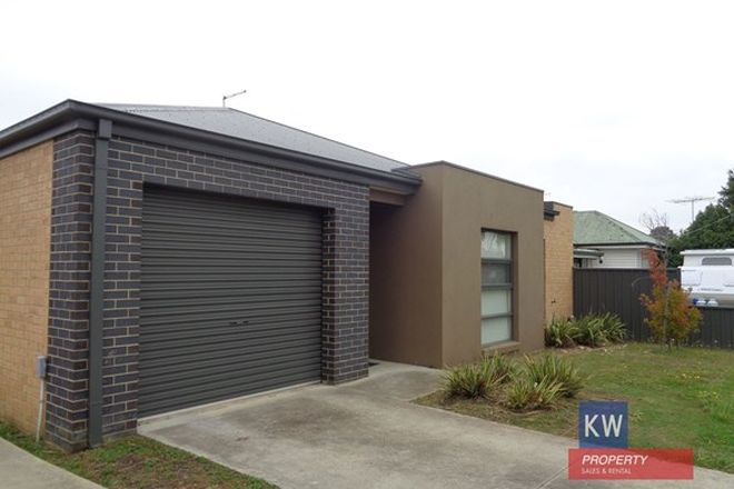 Picture of Unit 1/15 Mcdonald St, MORWELL VIC 3840
