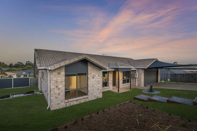Picture of 3 Silver Sedge Way, UPPER COOMERA QLD 4209