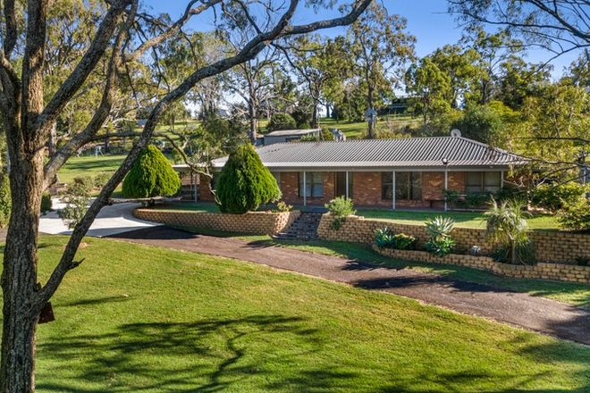 Picture of 8 Valley View Drive, MERINGANDAN WEST QLD 4352