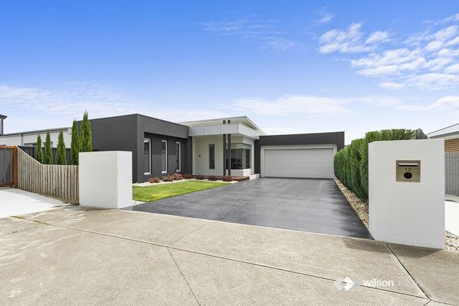 Picture of 12 Ashleigh Place, TRARALGON VIC 3844