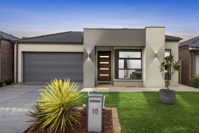 Picture of 10 Aristotle Street, MOUNT DUNEED VIC 3217
