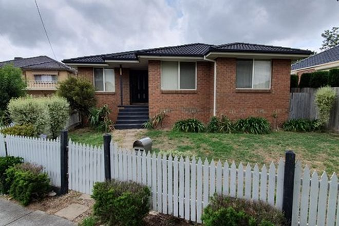 Picture of 1/1841 Dandenong Road, OAKLEIGH EAST VIC 3166