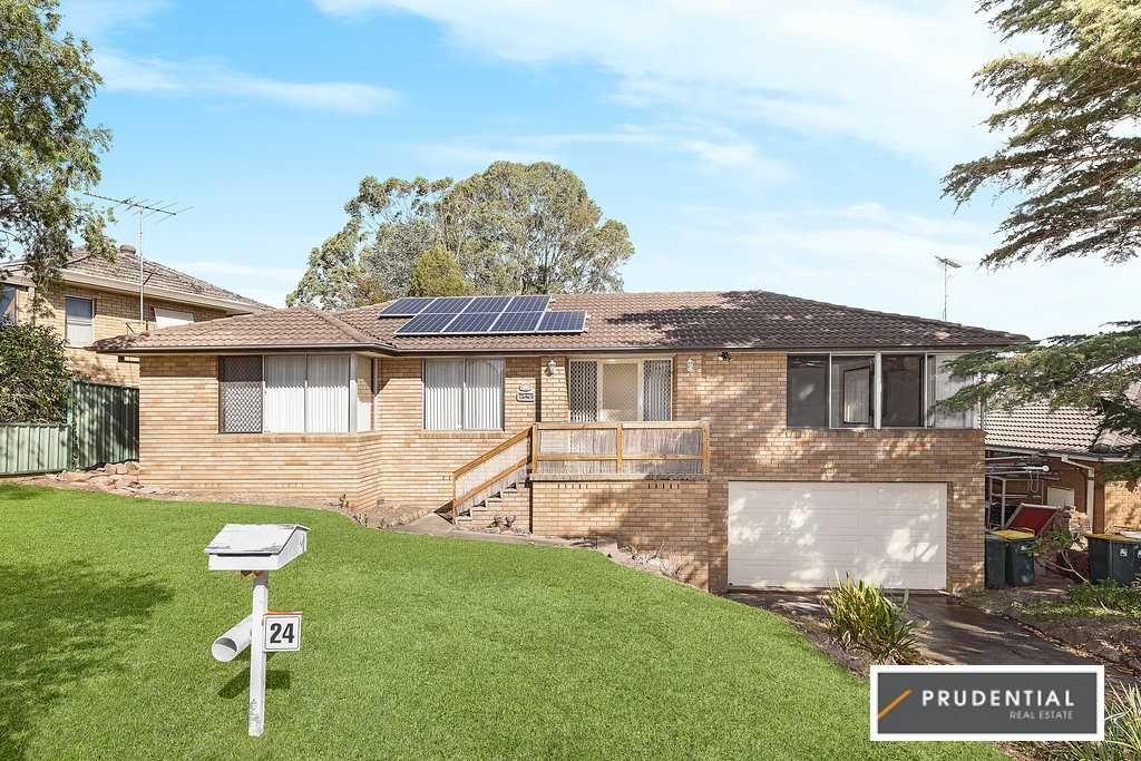 24 Campbellfield Avenue, Bradbury NSW 2560, Image 0