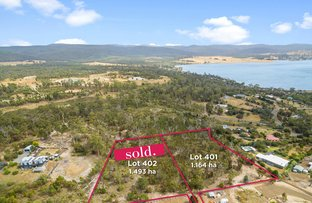 Picture of Lot 401/51 Bernacchi Drive, Orford TAS 7190