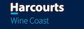 Harcourts Wine Coast's logo