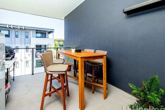 Picture of 511/22 Andrews Street, CANNON HILL QLD 4170