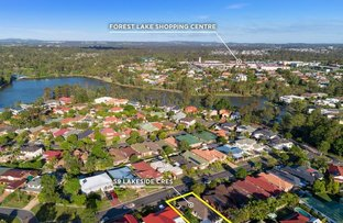 Picture of 59 Lakeside Crescent, Forest Lake QLD 4078