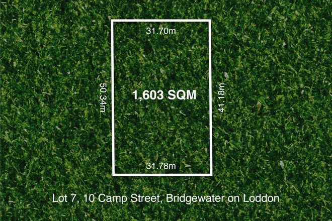 Picture of Lot 7/10 Camp Street, BRIDGEWATER ON LODDON VIC 3516