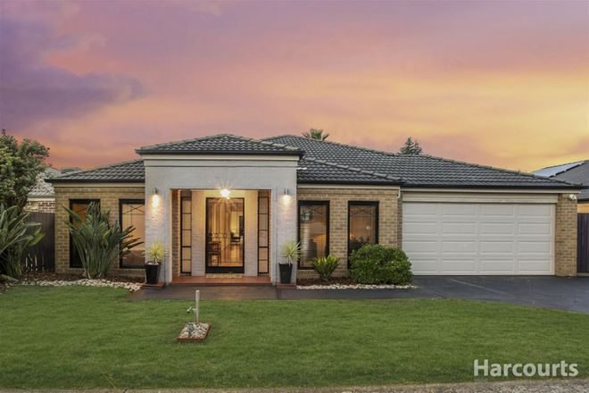 Picture of 39 Tuileries Rise, NARRE WARREN SOUTH VIC 3805