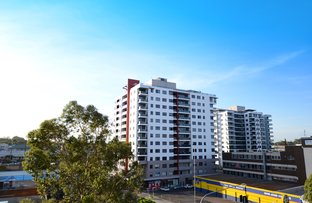 Picture of 1117/1C Burdett St., Hornsby NSW 2077