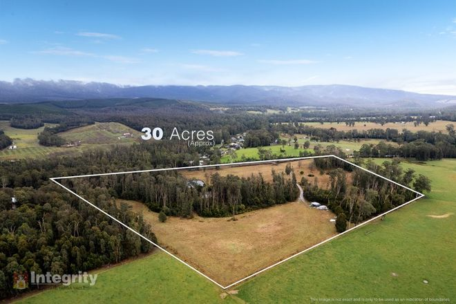 Picture of 990 Maroondah Highway, NARBETHONG VIC 3778