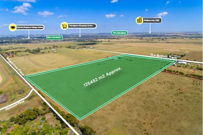 Picture of 86-108 The Bullock Track, MELTON WEST VIC 3337