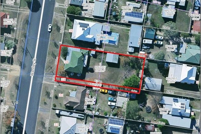 Picture of 18 Wantley Street, WARWICK QLD 4370
