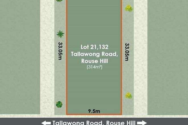 Picture of 21, 132 Tallawong Road, ROUSE HILL NSW 2155