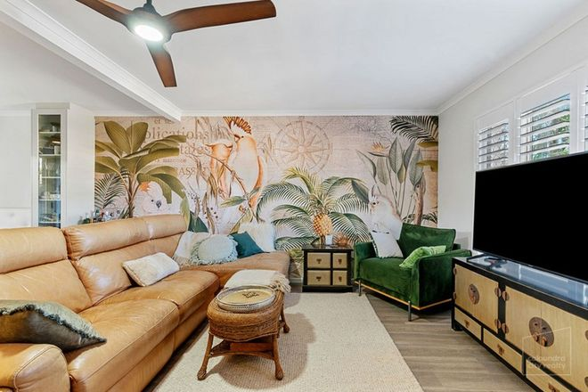 Picture of 46/8 Lyon Street, DICKY BEACH QLD 4551