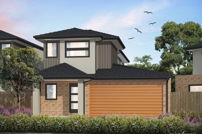Picture of 1-3/117 Mount View Parade, CROYDON VIC 3136