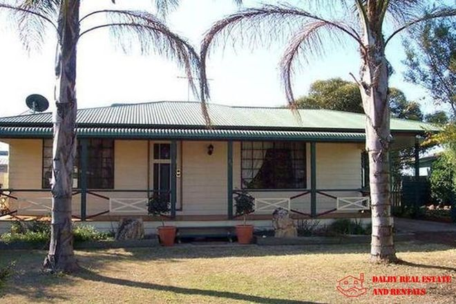 Picture of 25 Burke Street, DALBY QLD 4405