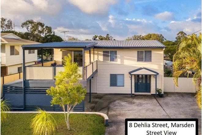 Picture of 8 Dehlia Street, MARSDEN QLD 4132