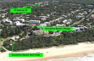 Picture of 15 Nebula Street, Sunshine Beach QLD 4567