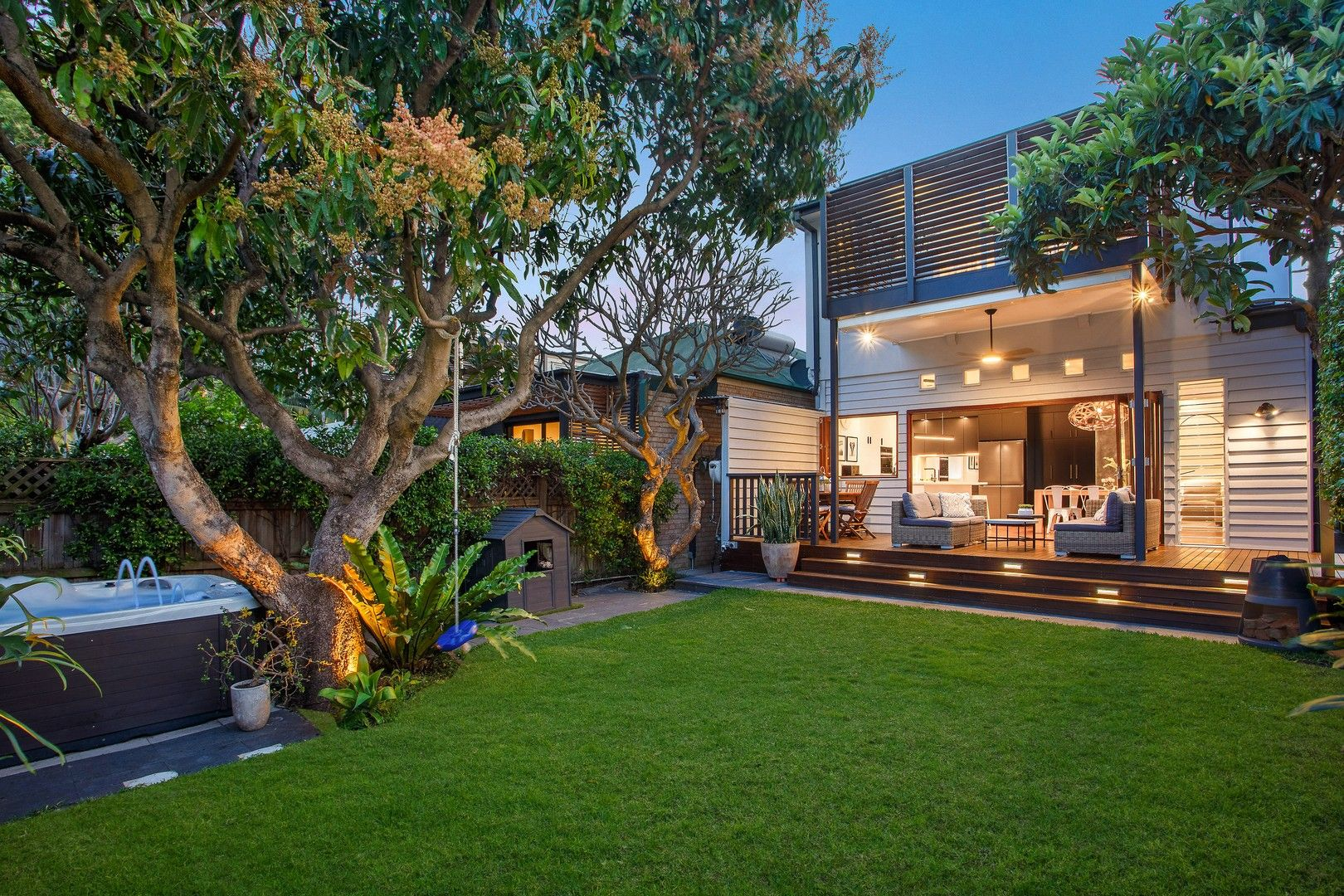 4 bedrooms House in 24A Belmore Street ROZELLE NSW, 2039