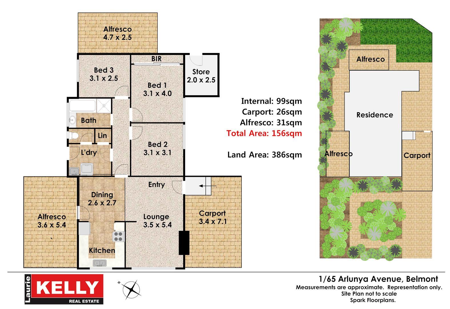 1/65 Arlunya Avenue, Belmont WA 6104, Image 2