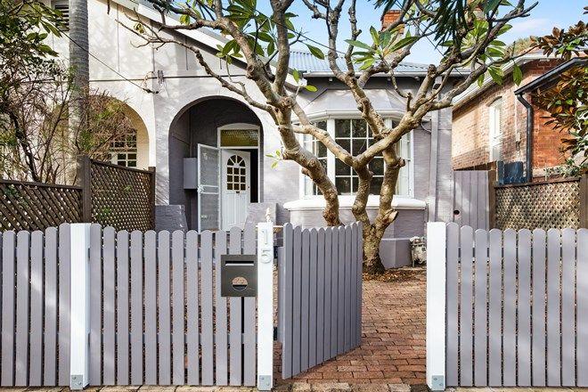 Picture of 15 Bond Street, MOSMAN NSW 2088