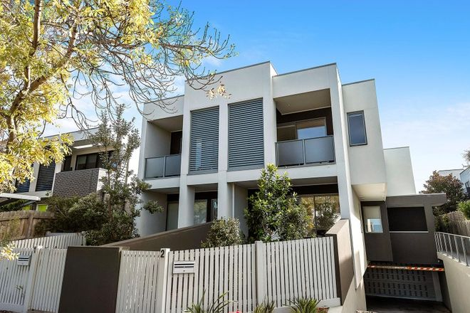 Picture of 5/21 Barker Street, CHELTENHAM VIC 3192