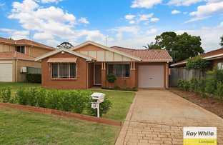 Picture of 16 Marulan Way, Prestons NSW 2170