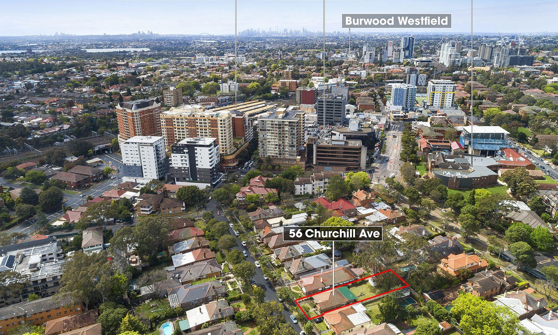 56 Churchill Avenue, Strathfield NSW 2135, Image 1