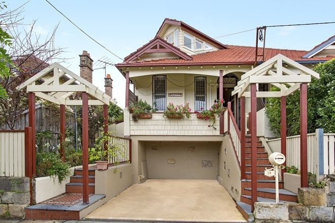 Picture of 14 RALEIGH STREET, COOGEE NSW 2034
