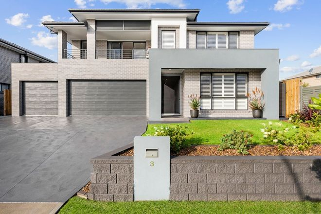 Picture of 3 Breakers Way, FORRESTERS BEACH NSW 2260