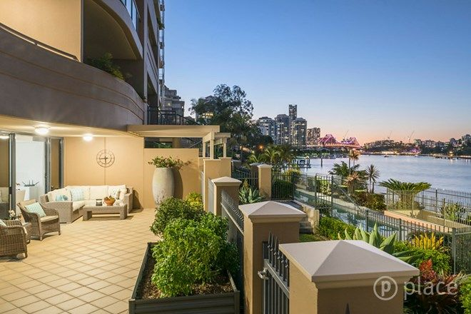 Picture of 3/76 Thorn Street, KANGAROO POINT QLD 4169