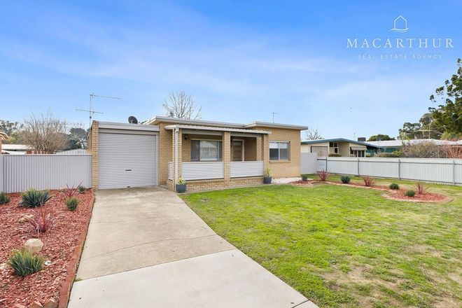 Picture of 25 O'Connor Street, URANQUINTY NSW 2652