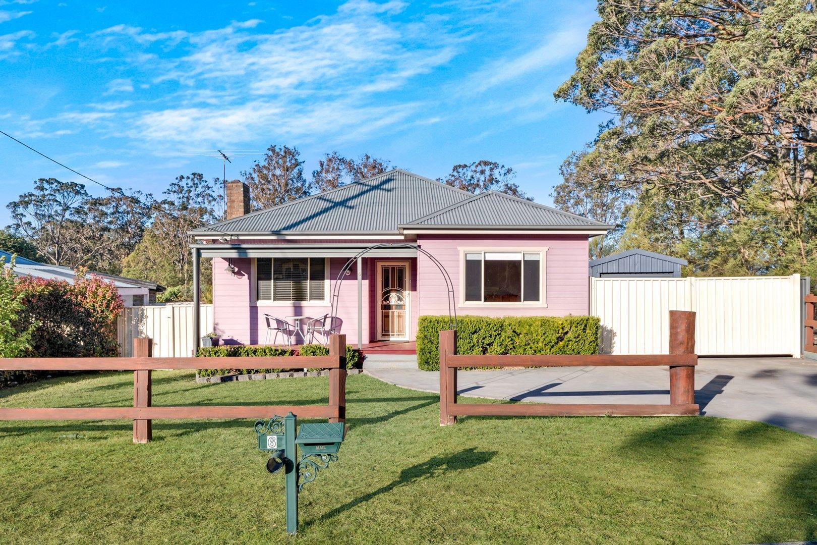 6 Steveys Forest Road, Oakdale NSW 2570, Image 0