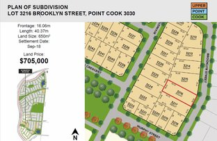 Picture of Lot/3216 BROOKLYN Street, Point Cook VIC 3030