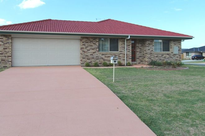 Picture of 1/10 Tawney Street, LOWOOD QLD 4311